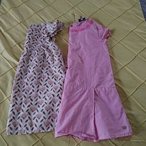 Bundle of 2 dresses